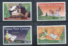 PNG 2008 Xmas MUH - Papua New Guinea