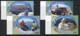 PNG 2010 Game Fishing MUH - Papua New Guinea