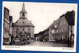 Fénétrange / Eglise Protestante - Fénétrange