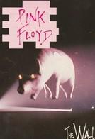 Rare Ancienne  Cp  Pop Culture Années 80 Pink Floyd The Wall - Objets Dérivés
