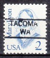 USA Precancel Vorausentwertung Preo, Locals Washington, Tacoma 835 - Vereinigte Staaten
