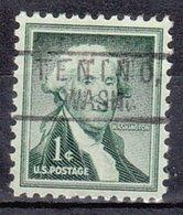 USA Precancel Vorausentwertung Preo, Locals Washington, Tenino 801 - Vereinigte Staaten