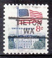 USA Precancel Vorausentwertung Preo, Locals Washington, Tieton 852 - Vereinigte Staaten