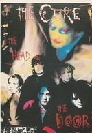 Rare Ancienne  Cp  Pop Culture Années 80 The Cure - Objets Dérivés