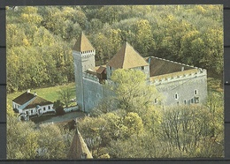 Estland Estonia 1988 Ansichtskarte Kuressaare Arensburg Castle Burg Tallinn Reval Sauber Unbenutzt Unused - Estonie