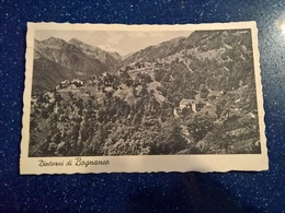 Cartolina Dintorni Di Bognanco Viaggiata Ma Priva Di Francobollo 18/02/1939 - Verbania