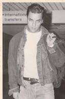 Rare Ancienne  Cp  Pop Culture Années 80 Nick Kamen - Objets Dérivés