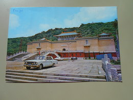 FORMOSE TAÏWAN NATIONAL CHUIGSHAN MUSEUM - Formosa