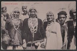 Chakrata Hill Peoples India Postcard - India