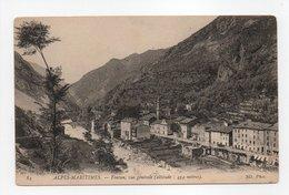 - CPA FONTAN (06) - Vue Générale - Photo Neurdein N° 84 - - Autres Communes