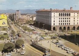 Sofia - Street View , Tram Strassenbahn 1967 - Bulgaria