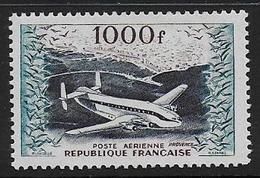 France - P.A.  N° 33 * - Cote : 80 € - Poste Aérienne