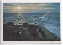 """Dt- Reich (002567) Propagandakarte Motiv Marine """"U- Boot Westwärts"""" Ungebraucht - Germany"""