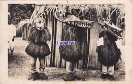CPSM 9X14  D' AFRIQUE - DAHOMEY - FETICHE De La PLUIE - 1951  N° 12 - Dahomey