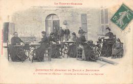82-SEPTFONDS-INDUSTRIE DU CHAPEAU DE PAILLE-COUSEUSES-N°R2047-D/0099 - France