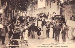 84-LOURMARIN-MARCHE AUX CERISES-N°R2047-E/0003 - Lourmarin