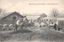 85-BELLEVILLE SUR VIE-L USINE D AGGLOMERES-N°R2047-E/0059 - Other Municipalities