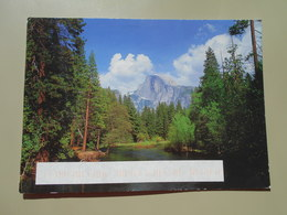 ETATS UNIS CA CALIFORNIA  YOSEMITE NATIONAL PARK - Yosemite