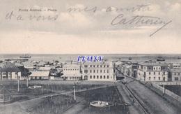 CPA Du CHILI - PUNTA ARENAS - PLAZA - 1908 - Chili