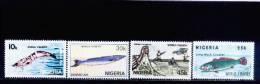 Nigerie 1983 - Michel No.421-4 Neufs** - Nigeria (1961-...)