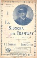 SPARTITO - LA SIGNORA DEL TRAMWAY - Spartiti