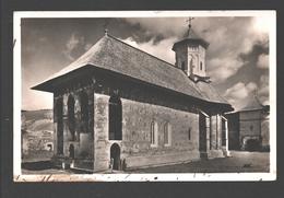 Moldovita Monastery - Photo Card - Roumanie