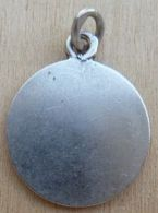 Médal-070 Médaille Ancienne En Ag (poinçon) Gravée Tempestas Securitas - Religion & Esotérisme