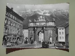 AUTRICHE TYROL INNSBRUCK  TRIUMPHPFORTE MIT NORDKETTE - Innsbruck