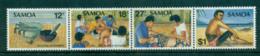 Samoa 1981 Tatoo Art Str 4 MUH Lot54885 - Samoa