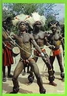 DANSEURS DU GROUPE MEDY / Carte Vierge - Ivory Coast