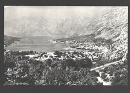 Kotor - Panorama - 1965 - Montenegro