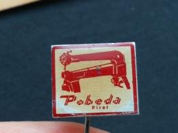 Z 194 - POBEDA PIROT, SERBIA, Sewing Machine Machine á Coudre - BD
