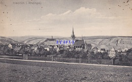 CPSM 9X14   D' ALLEMAGNE - KIEDRICH I. RHEINGAU -1921 - Rheingau