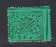Etats Pontificaux 1867 Yvert 19 ** TB - Stato Pontificio