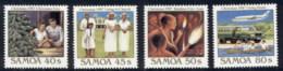 Samoa 1987 Xmas MUH - Samoa