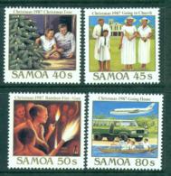Samoa 1987 Xmas MUH Lot54848 - Samoa