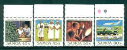 Samoa 1987 Xmas MUH Lot54862 - Samoa