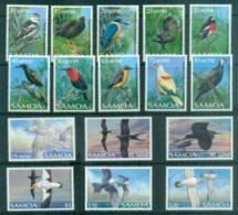 Samoa 1988 Birds MUH - Samoa