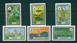 Samoa 1988 Conservation MUH Lot54854 - Samoa