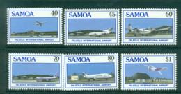 Samoa 1988 Faleolo Intl. Airport MUH Lot54850 - Samoa