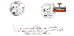 Carta Con Matasellos Commemorativo  125 Años De Historia De Sant Feliu De Guixols A Girona. Circulada 2017 - 1931-Hoy: 2ª República - ... Juan Carlos I