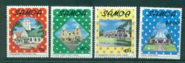 Samoa 1988 Xmas MUH Lot54853 - Samoa