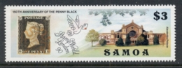 Samoa 1990 Stamp World London MUH - Samoa