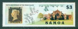 Samoa 1990 Stampworld London MUH Lot54677 - Samoa