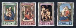 Samoa 1990 Xmas MUH - Samoa