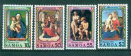 Samoa 1990 Xmas MUH Lot54680 - Samoa