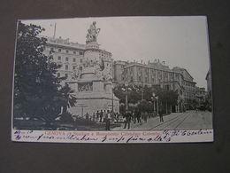 Genova , *  Monument Kolumbus - Genova (Genoa)