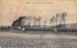 89-JOIGNY-1ER DRAGONS-REVUE DU REGIMENT-N°R2049-C/0325 - Joigny