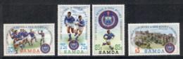 Samoa 1993 World Cup Rugby Sevens MUH - Samoa