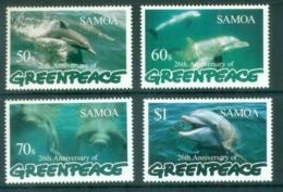 Samoa 1997 Greenpeace MUH - Samoa